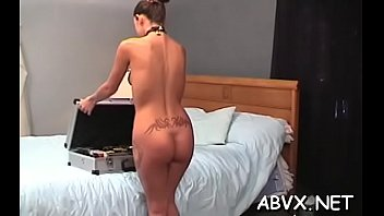 Girlfriend who knows how to make a good porn video