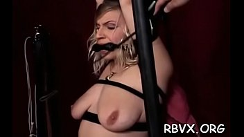 Voracious bombshell is playing with her perfect quim