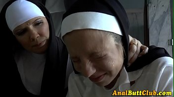 Nuns getting fucked - Bdsm lesbo nuns booty