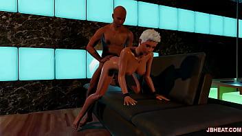 The Stripper - 3dxchat porn 19 min