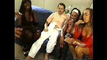 Da Booty Bang #2 - Pimp and his whores