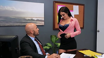 Getting Her Husband A Raise / Brazzers full at http://zzfull.com/hus 65 sec