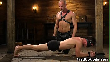 """Inked bdsm dom pokes sub with electro stick <span class=""""duration"""">10 min</span>"""