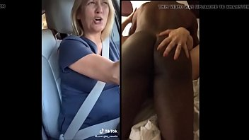 Reaction of white girls to interracial fuck bbc