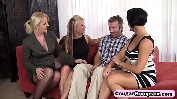 Group sex with hot MILF with big tits and big cocked studfs-hd-3