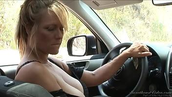 LESBIAN HITCHHIKER SCENE 2 - 2009 - Nicole Ray and Debbi Diamond porno izle