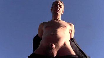 HOT NICE CUM OUTDOOR IN PUBLIC HOMEMADE AMATEUR SOLO DILF HAIRY NAKED HARD COCK