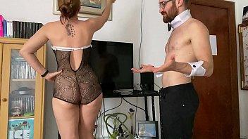 """Follamos y déjate de pajas a la cubana vuelven a la grabarse esta pareja Porno amateur pamela y jesus esta vez nos mandan un vídeo mientras follan con un patinete eléctrico <span class=""""durat"""