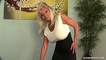 Granny POV Blowjob porn image