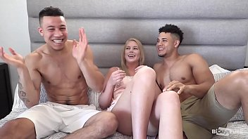 Sexy Mixed Boys With BIG COCKS Suck And Rim Each Other. Blonde Teen Babe Does Some Male Rimming For First time
