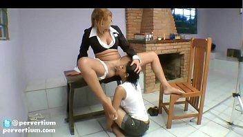 Lesbian Licking and Piss Swallow Domination 8 porno izle