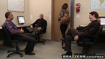 Brazzers - Big Tits at Work - Woopee in the Workspace scene starring Aleksa Nicole and Keiran Lee 8 min