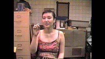 Mistress Sayako Sucks Cock In the Basement Of A Bar 1