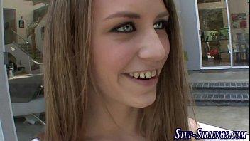 Fingering teen stepsister 8 min
