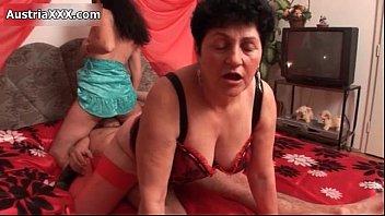 Nasty mature whores go crazy sucking