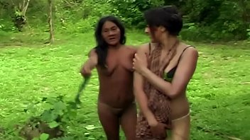 Enf Tv Reporter Has To Get Naked For Amazon Tribe Report