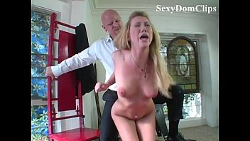 samantha sin dominated, spanked and roughly fucked