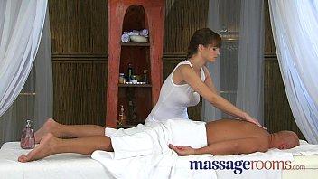 Massage Rooms Busty masseuse Rita tender loving care thumbnail