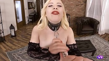 TmwVRnet.com - Anna Rey - Lone blonde, chains and lace