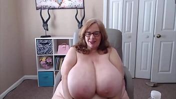 Wet BBW K  tits Suzie.Unique webcam show porno izle