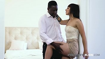 Private Black - Hot Colombian Matilde Ramos Gets Black Cock!