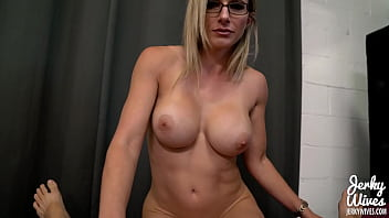 Cory Chase in My Son for the First Time