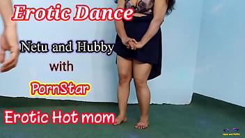 """fuck in all holes of awesome asian pornstar """"Erotic Hot Mom"""" after dance with step mom"""