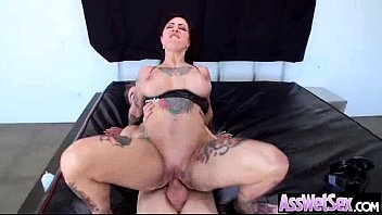 Big Ass Girl Get All Oiled Up And Anal Hard Style Banged Movie-13