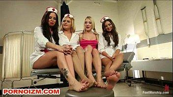 Thousand foot krutch rack fist - Foot fetish lesbian nurses fist slave patient