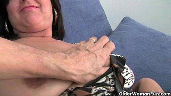 Mom Fulfills Her Secret Desire