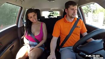 Bigtit spanish student fucks driving instructor