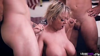 Dee Williams gets blackmailed by her students and gang bangs her