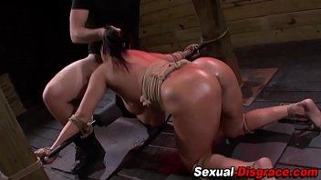 Throated slave fucked pornhub video