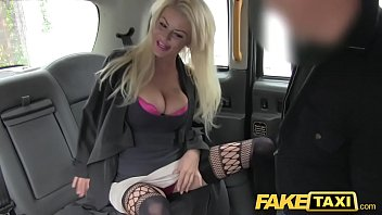 Great tits sex video Fake taxi dirty cock loving blonde with great tits