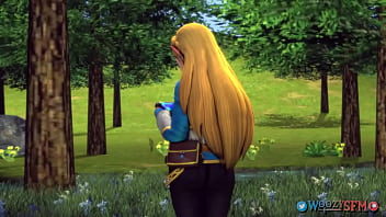 Zelda and the X-Ray Sheikah Slate (WoozySFM) [SFM] thumbnail