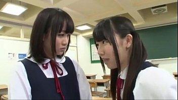 Japanese lesbian fight - Lesbian schoolgirl battle 1 of 3 censored upornia.com