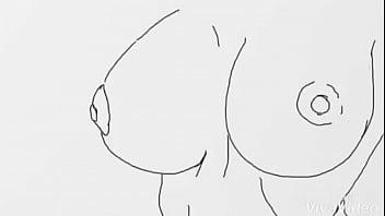 Animation big tits