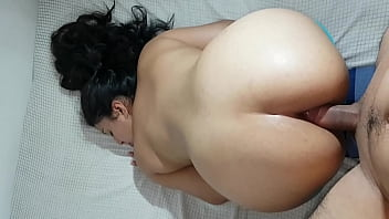FIRST TIME !! TEEN STUDENT IS FUCKED IN THE ASS. (VIRGIN ASS)