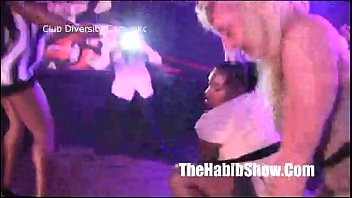 Twerking Big Boody hood Bitch CLub Diversity