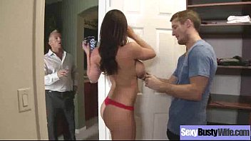 Big Tits Housewife (kendra lust) In Front Of Cam In Amazing Sex Action clip-16