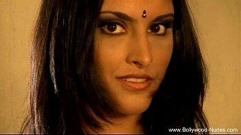 Bollywood Indian Girl Smiles