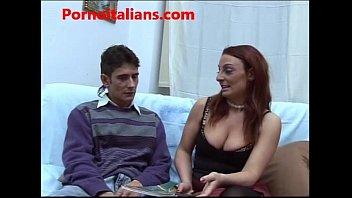 slut mom fucks son - o italiano - italian mommy busty milf