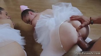 Student homemade orgy party and companions orgasm Ballerinas