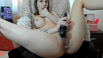 From live show ,Strip, dance squirt and cumming online .Big natural tits bounce 7 min