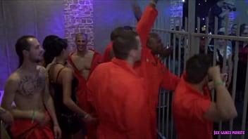 Czech Alcatraz party orgy