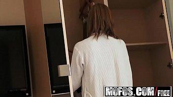 Mofos - Lets Try Anal - (Mia Mae) - Balls Deep Tissue Massage