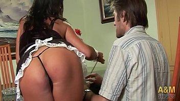 Risas y erotismo con Saray, Sara y Valeria.
