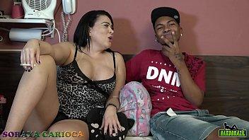 Joao O Safado in the Soraya Carioca sofa test measuring the size of the cock and will he fuck? 36 min