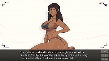 Cummy Bender Episode 2 - a Big Avatar Tits and Ass