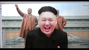 Trump War III - Kim Jong Un, Ivanka Trump, Donald Trump, Kellyanne Conway Orgy Time 18 min